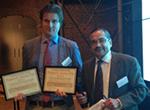 Winnaar Saxena Prijs 2012