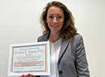 Saxena hoofdpijnprijs winnaar 2020 - Inge Burger Mulder